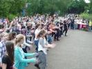 Schulfest 40 Jahre WBG